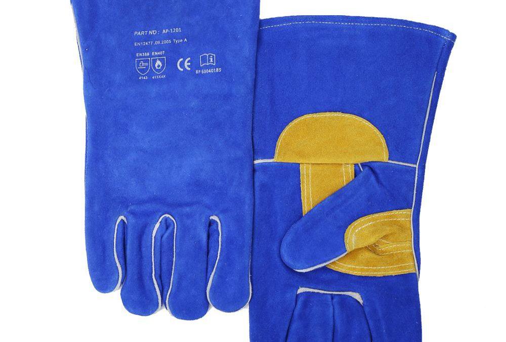 Особенности выбора сварочных рукавиц.